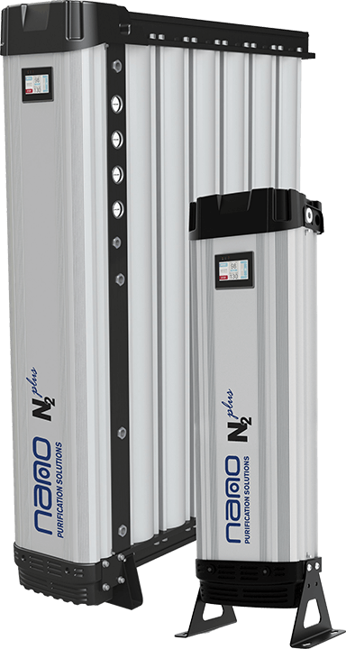 Nano Nitrogen Generators National Compressed Air
